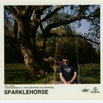 Color photo of Mark Linkous of Sparklehorse from IAWL era